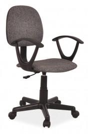 Tapicerowany fotel obrotowy Q-149