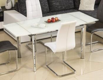 Stół ze szklanym blatem GD-020
