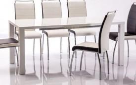 Biały stół lakierowany Montego II
