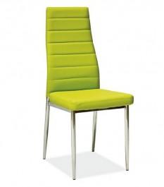 Krzesło z ekoskóry H261 w wielu kolorach
