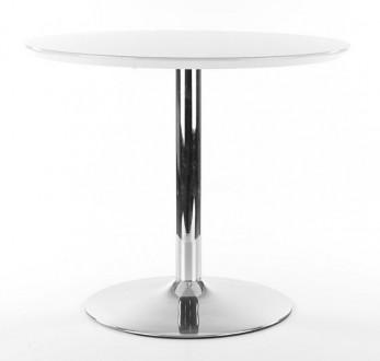 Okrągły stół na jednej nodze Flavio