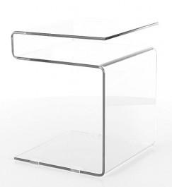 Stolik ze szkła giętego Epi