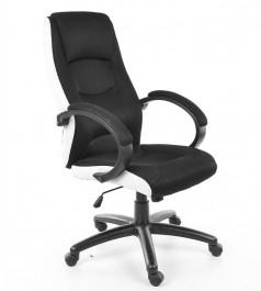 Fotel gabinetowy z tkaniny membranowej Q-041