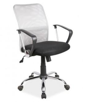 Fotel obrotowy z tkaniny membranowej Q-078
