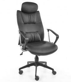 Biurowy fotel obrotowy z zagłówkiem Q-091