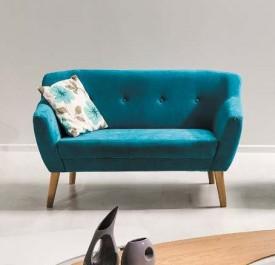 Sofa z bukowymi nogami Bergen 2