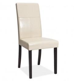 Tapicerowane krzesło do jadalni C-114