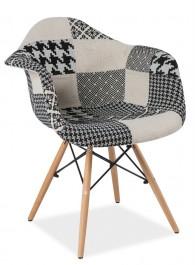 Krzesło patchwork Denis B