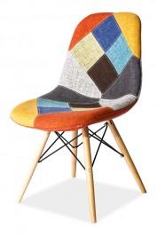 Krzesło patchworkowe Pascal B