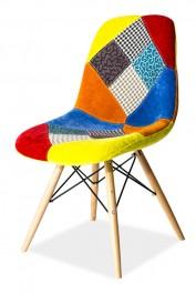 Patchworkowe krzesło Pascal C