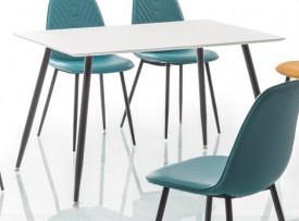 Stół Floro na metalowych nogach