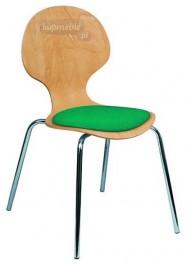 Krzesło sklejkowe Amadeo Wood NS