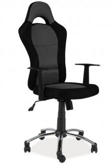 Fotel Q-039 o ergonomicznym kształcie