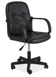 Obrotowy fotel gabinetowy Q-074