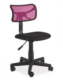 Krzesło młodzieżowe Q-014 z tkaniny membranowej
