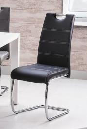 Krzesło na płozach H666