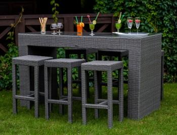 Zestaw stołowy do ogrodu Geniale