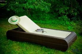 Łóżko tarasowe Delicato