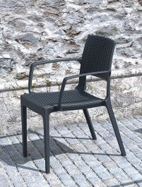 Krzesło ogrodowe Capri
