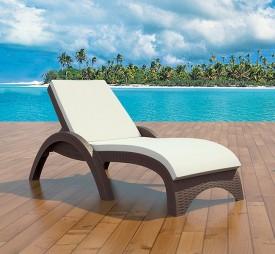 Leżak ogrodowy Fiji