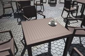 Stół ogrodowy Orlando 80
