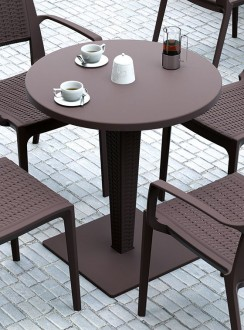 Stół ogrodowy Riva okrągły