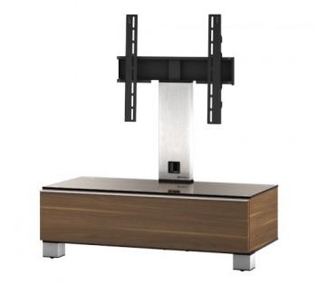 Stolik RTV MD8095 z uchwytem i drewnianym frontem