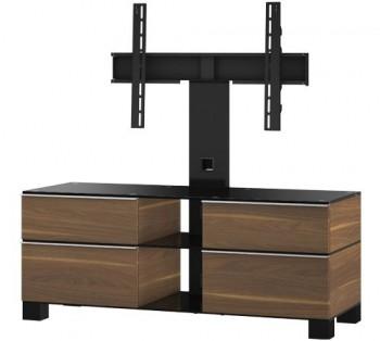 Stolik RTV MD8220 z uchwytem i drewnianym frontem