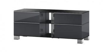 Stolik RTV MD9220 z lakierowanym frontem