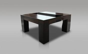 Stolik kawowy z litego drewna 01SD