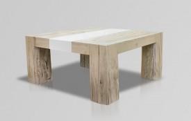 Stolik kawowy z litego drewna 02SW