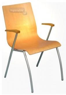 Krzesło sklejkowe Irys B Wood