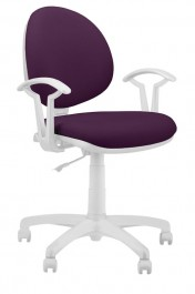 Krzesło biurowe Smart White TS02