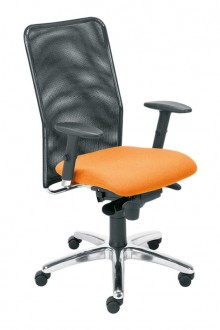 Krzesło biurowe Montana R15G ST11-POL