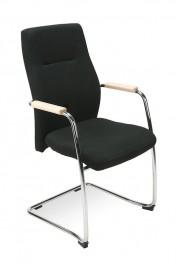 Krzesło biurowe Orlando Wood