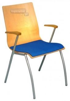 Krzesło sklejkowe Irys B Wood NS