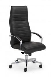 Fotel gabinetowy Lynx chrome