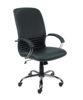 Fotel gabinetowy Mirage Steel