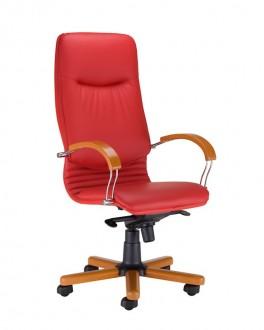 Fotel gabinetowy Nova Wood