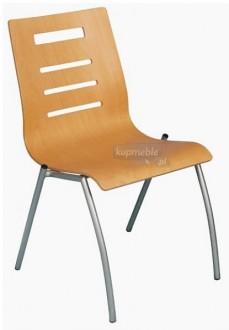 Krzesło sklejkowe Irys A Wood Lux