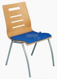 Krzesło sklejkowe Irys A Wood Lux NS