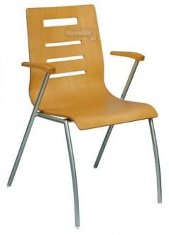 Krzesło sklejkowe Irys B Wood Lux