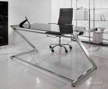 Biurko Z-Line chrom 122 cm