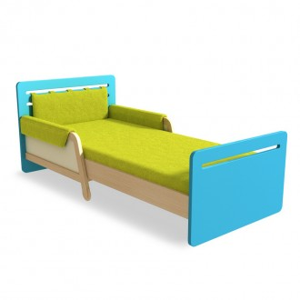 Łóżko rozsuwane Simple Timoore