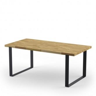 Stół dębowy Dablin Absynth