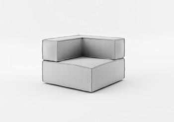 Fotel z jednym podłokietnikiem NOi Basic Absynth
