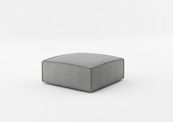 Fotel bez boków puf 90 NOi Basic Absynth