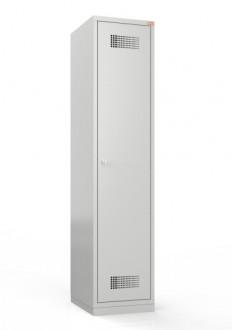 Metalowa szafa ubraniowa BHP/1