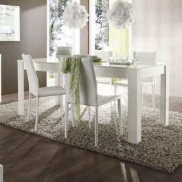 Stół Amaretto 160x90 wysoki połysk