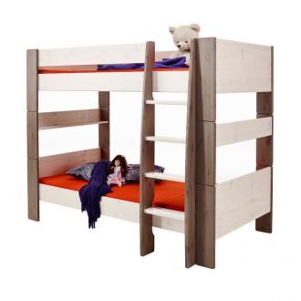 Łóżko piętrowe 90/200 Bob